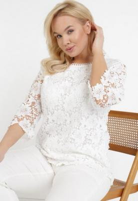 Biała Bluzka Auranore