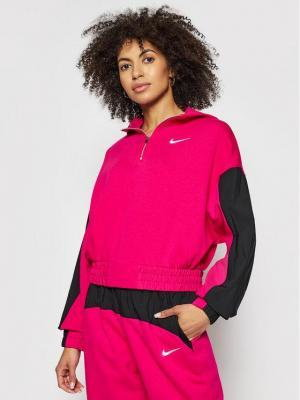 Nike Bluza Nike Sportswear Icon Clash Mix CZ8164 Różowy Oversized Fit
