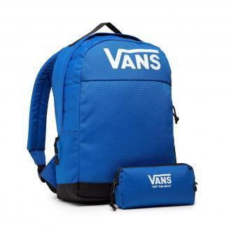 Plecak VANS - Skool Back VN0A5FOK5XT1 Blue