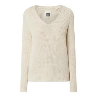 Sweter z bawełny ekologicznej