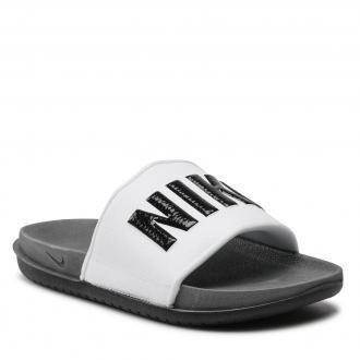 Klapki NIKE - Offcourt Slide BQ4639 001 Dark Grey/Black/White