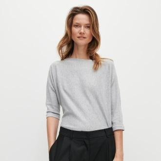 Reserved - Sweter z wiskozą - Szary