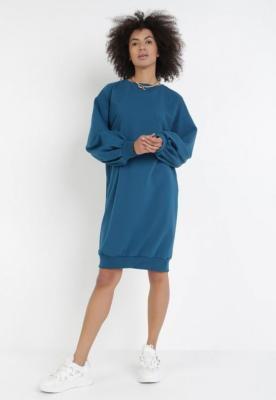 Niebieska Sukienka Iasyse