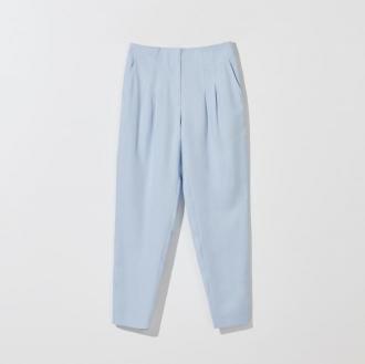 Mohito - Spodnie carrot Eco Aware - Niebieski