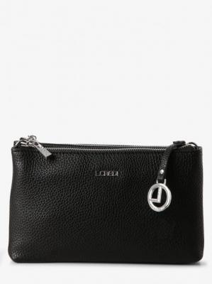 L.Credi - Damska torebka na ramię – Ella, czarny