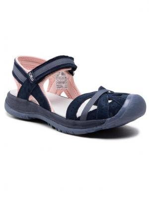 CMP Sandały Hezie Wmn Hiking Sandal 30Q9546 Granatowy