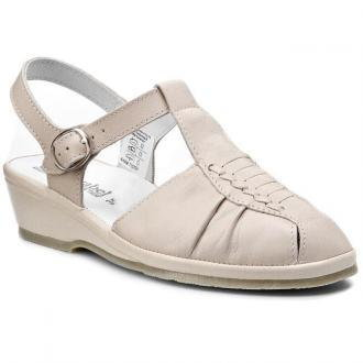 Sandały COMFORTABEL - 710704 Beige 8