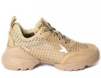 Sneakersy Carinii B7396-O60-000-000 Beż