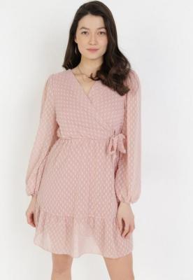 Różowa Sukienka Amalitea