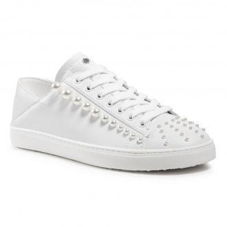 Sneakersy STUART WEITZMAN - Goldie Convertible S4611 White