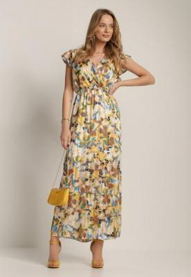 Żółta Sukienka Selestesi