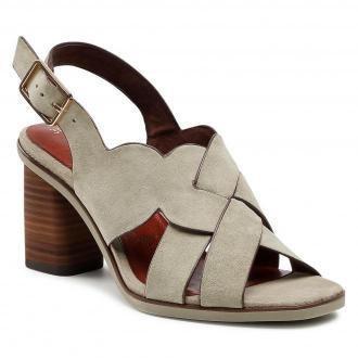 Sandały TAMARIS - 1-28020-26 Lt.Olive 947