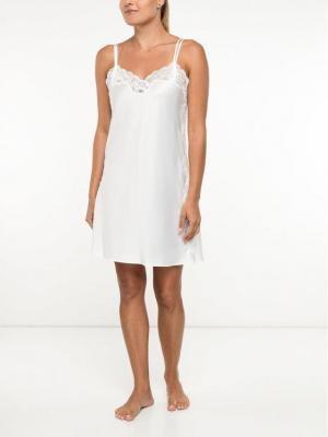 Lauren Ralph Lauren Halka ILN21684 Biały Regular Fit