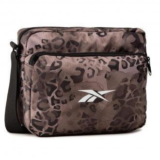 Saszetka Reebok - W Wild Beau City Bag Bougry  GT8771  Brązowy