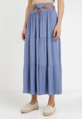 Niebieska Spódnica Ciriphae