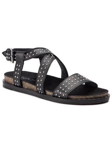 Sandały QZ-22-02-000193 Czarny