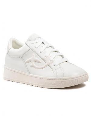 Pinko Sneakersy Liquirizia 6 Sneaker PE 21 BLKS1 1H20WW Y76Y Biały