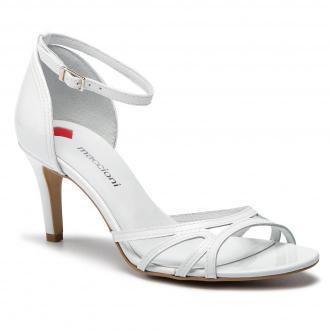 Sandały MACCIONI - 913.417.8215 Biały