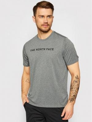 The North Face Koszulka techniczna Tnl Tee NF0A3UWV Szary Regular Fit