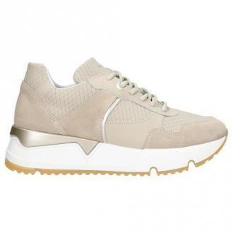 Wojas Pełne Elegancji Damskie Pastelowe Sneakersy