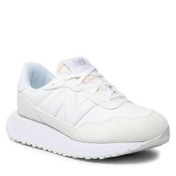 Sneakersy NEW BALANCE - GS237WT1 Biały