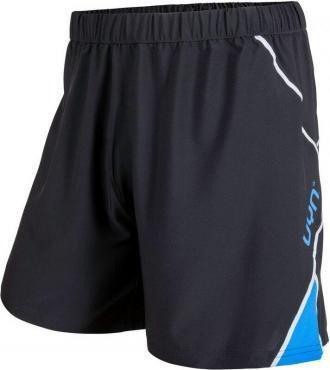 UYN Alpha Running Shorts Men, czarny S 2020 Szorty do biegania