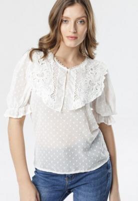 Biała Bluzka Fernward