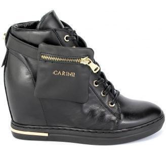 Sneakers Carinii B5612-E50-000-000-B88 Czarny