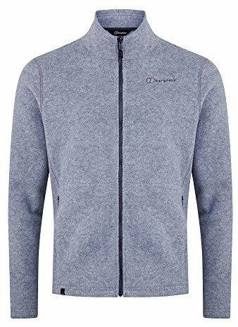 Berghaus Prism PolarTec InterActive Fleece Jacket Men, szary S 2021 Bluzy polarowe