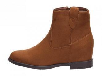 Botki damskie sneakersy FILIPPO DBT1052 BR