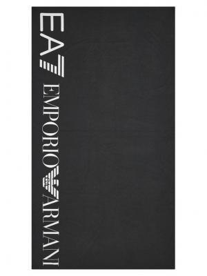 EA7 Emporio Armani Ręcznik 914002 CC489 00020 Czarny