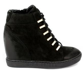 Sneakersy Carinii B4516-360-000-PSK-B88 Czarny