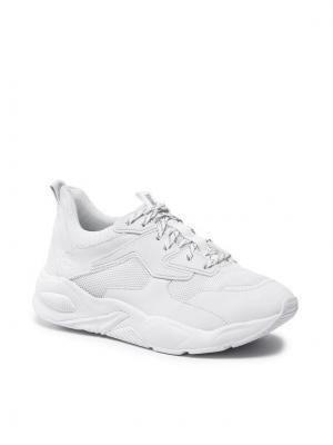 Timberland Sneakersy Delphiville Textile Sneaker TB0A219C100 Biały
