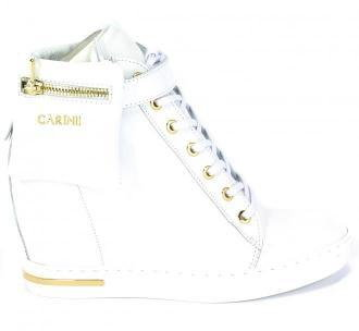 Sneakers Carinii B5612-L46-000-000-B88 Biały