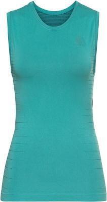 Odlo Performance Light Koszulka bez rękawów Kobiety, turkusowy S 2021 Bluzki sportowe
