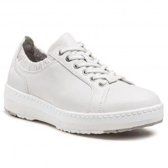 Sneakersy TAMARIS - 1-23718-26 White Leather 117