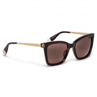 Okulary przeciwsłoneczne FURLA - Sunglasses SFU509 WD00023-A.0116-AN000-4-401-20-CN-D Havana