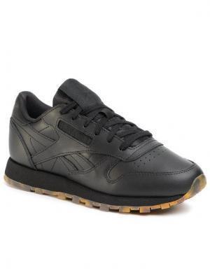 Reebok Buty Cl Leather Mu EH2397 Czarny