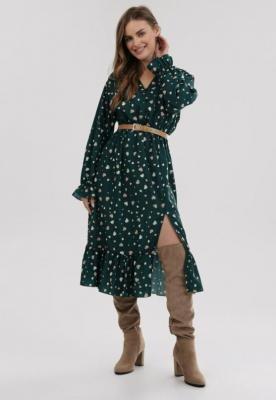 Zielona Sukienka Carrotriver