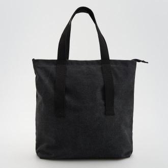 Reserved - Duża torba shopper - Szary