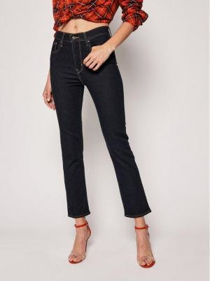 Levi's® Jeansy 724™ High-Waisted 18883-0015 Granatowy Regular Fit