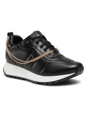 Gino Rossi Sneakersy RST-MADDOX-04 Czarny