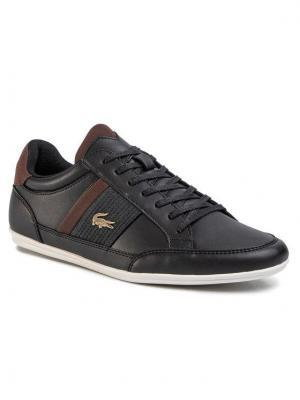 Lacoste Sneakersy Chaymon 120 4 Cma 7-39CMA00122M5 Czarny