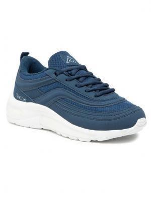 Kappa Sneakersy Squince 242842 Granatowy