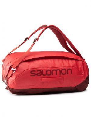 Salomon Torba Outlife Duffel 45 LC1516500 Czerwony