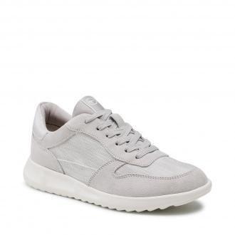 Sneakersy TAMARIS - 1-23625-26 Lt.Grey Comb 248