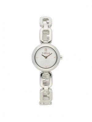 Furla Zegarek Arco Chain WW00015-MT0000-AR000-1-003-20-CN-W Srebrny
