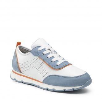 Sneakersy JANA - 8-23614-26 White/Blue 180