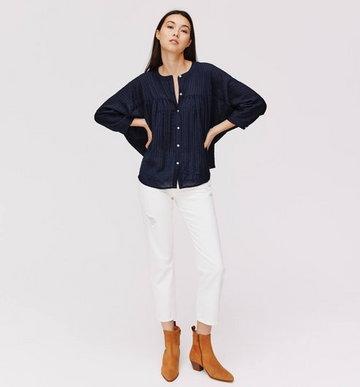 Oversizowa bluzka