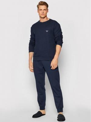 Emporio Armani Underwear Dres 111908 1A565 00135 Granatowy Regular Fit